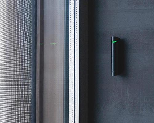 Ajax GlassProtect, une protection des vitres fine et élégante