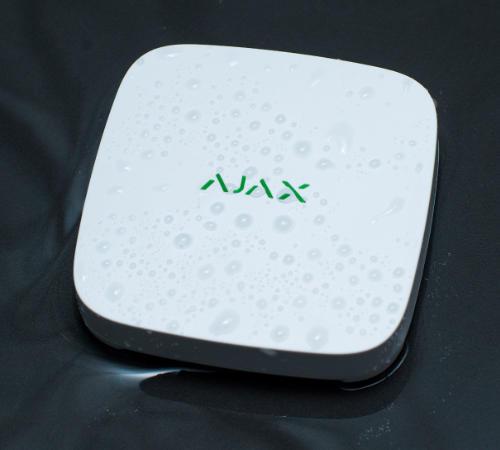Détecteur d'inondation sans fil Ajax LeaksProtect