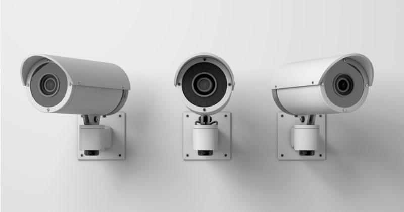 Caméras reliées au système d'alarme Ajax System