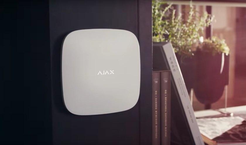 Centrale d'alarme Ajax System