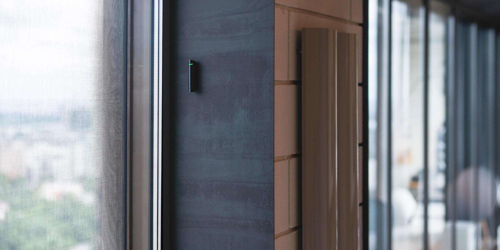Détecteur de bris de vitre sans fil Ajax