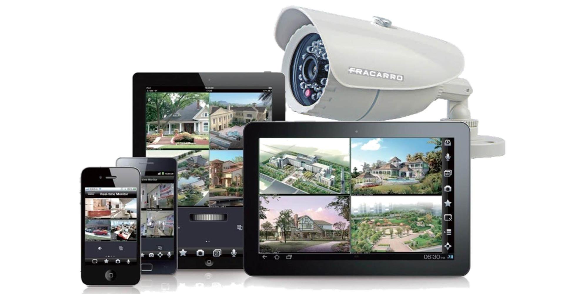 Kit vidéo surveillance à prix mini pour une efficacité maxi