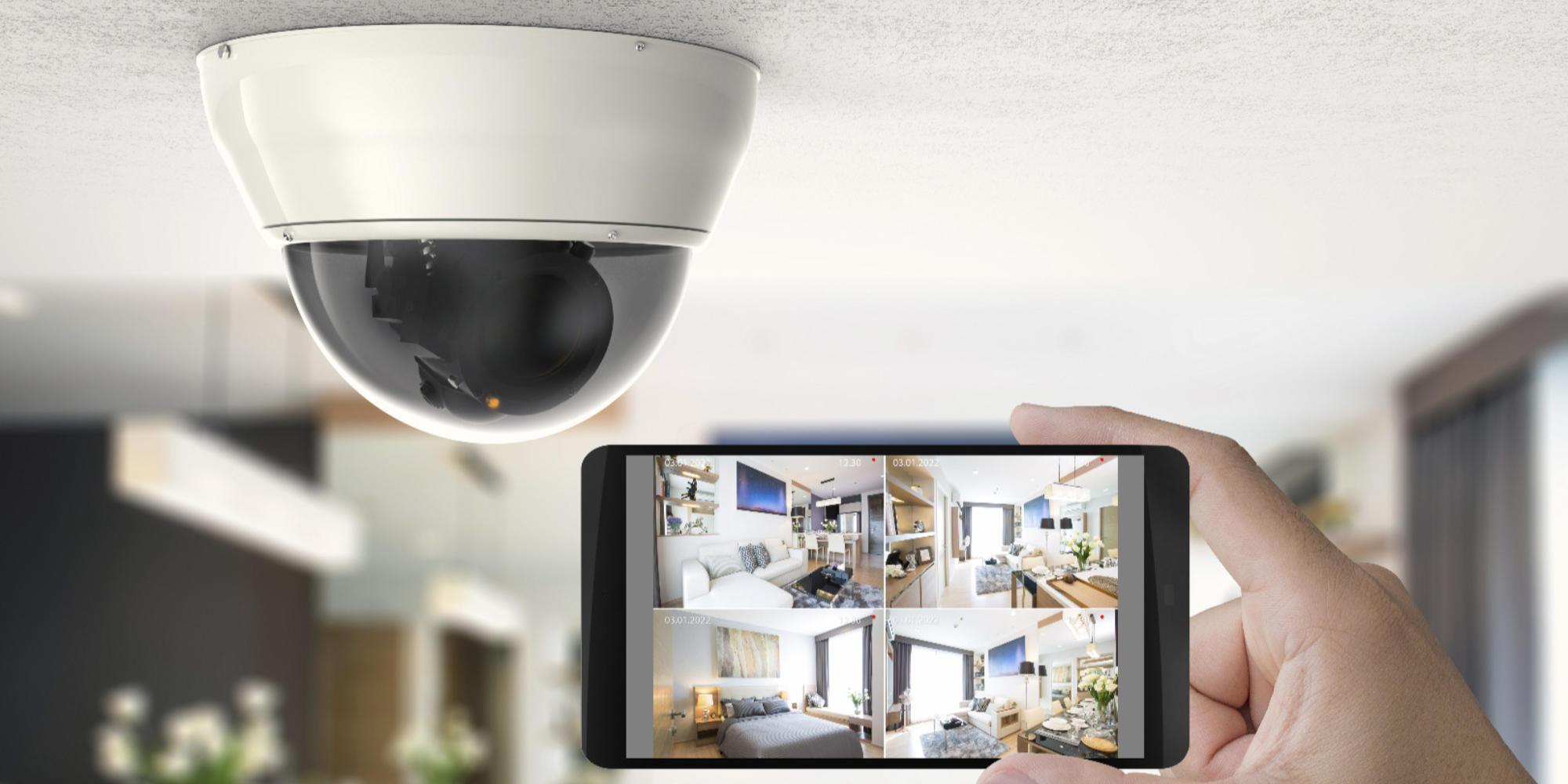 Système d'alarme avec vidéosurveillance