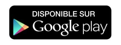 Application gratuite disponible sur Google Play