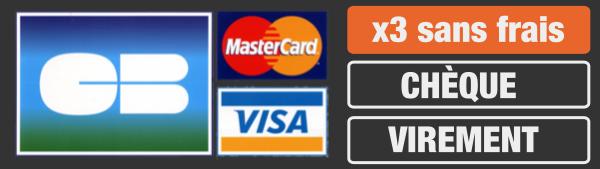 Paiement sécurisé pour achat de système d'alarme Ajax'