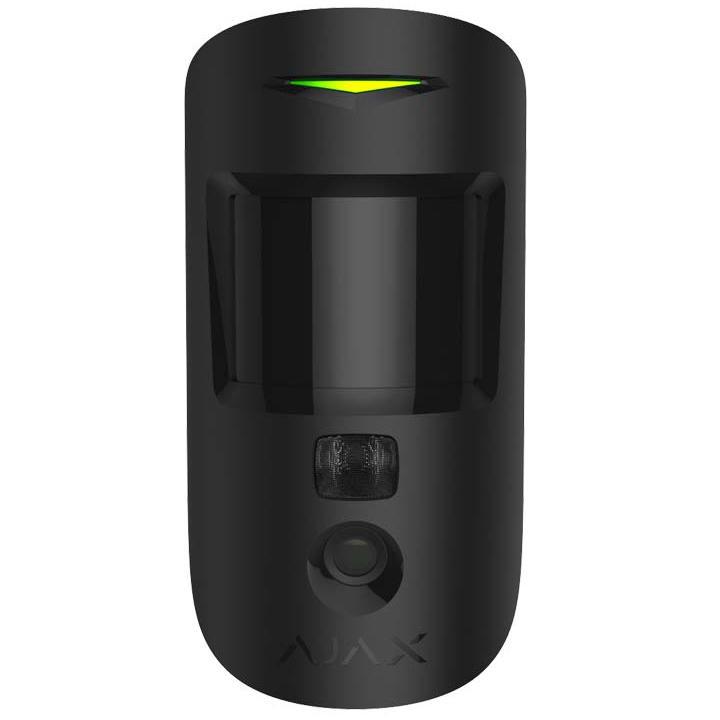 Ajax MotionCam : détecteur de mouvement avec caméra intégrée