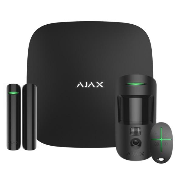 Pack alarme Maison Ajax StarterKit Cam
